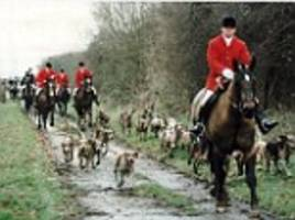 Senior Conservatives abandon pledge to hold vote on controversial hunting ban before general election