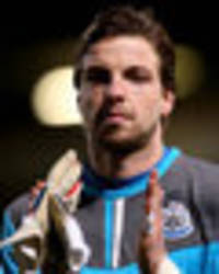 exclusive: newcastle goalkeeper tim krul considering summer exit from st james' park