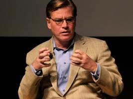 Aaron Sorkin Tries to Mend Fences with MSM, Apologizes for 'The Newsroom'