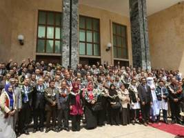 Libyans Begin Drafting Post-Qaddafi Constitution