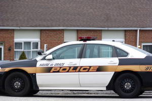 3 Flowers Picked, Bicyclist Hits Car: Havre de Grace Police Blotter
