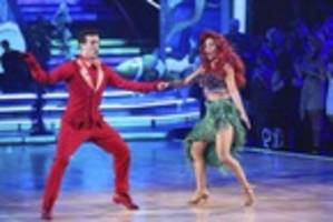 'Dancing with the Stars' recap: It's party anthem night!