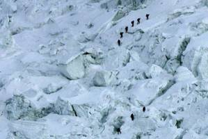 Mount Everest's Khumbu Icefall has deadly history